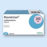 ФИНЛЕПСИН, таблетки