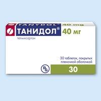ТАНИДОЛ, таблетки
