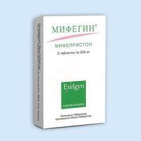 МИФЕГИН, таблетки