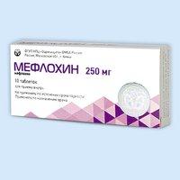 МЕФЛОХИН, таблетки