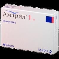 АМАРИЛ, таблетки