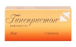 ГИНЕПРИСТОН, таблетки