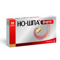 НО-ШПА ФОРТЕ, таблетки