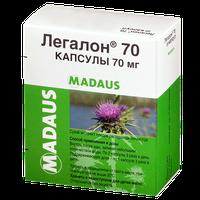 ЛЕГАЛОН 70, капсулы