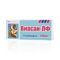 ВИАСАН-ЛФ, таблетки