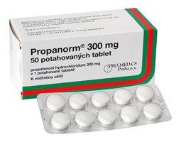 ПРОПАНОРМ, таблетки