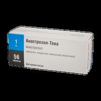 АНАСТРОЗОЛ-ТЕВА, таблетки
