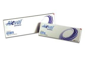 АЛЕВАЛ, таблетки