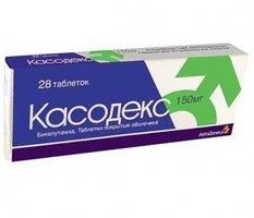 КАСОДЕКС, таблетки