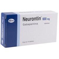 НЕЙРОНТИН, таблетки