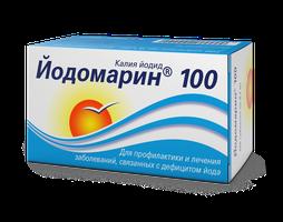 ЙОДОМАРИН 100, таблетки