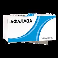 АФАЛАЗА, таблетки