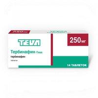 ТЕРБИНАФИН-ТЕВА, таблетки