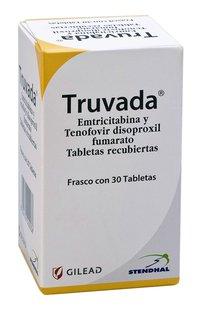 ТРУВАДА, таблетки