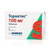 ТОРНЕТИС, таблетки