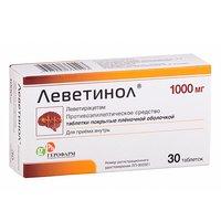 ЛЕВЕТИНОЛ, таблетки
