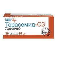ТОРАСЕМИД-СЗ, таблетки