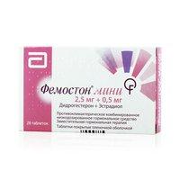 ФЕМОСТОН МИНИ, таблетки