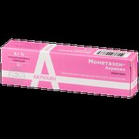 Мометазон-Акрихин, крем