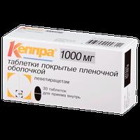 КЕППРА, таблетки