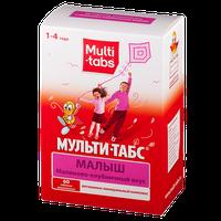 МУЛЬТИ-ТАБС МАЛЫШ, таблетки
