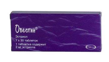 ОВЕСТИН, таблетки