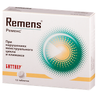 РЕМЕНС, таблетки