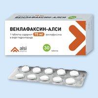 Венлафаксин-АЛСИ, таблетки