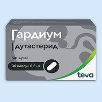Дутастерид-Тева, капсулы