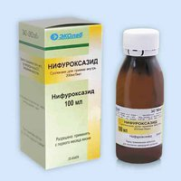 Нифуроксазид-ЭКОлаб, суспензия