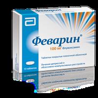 ФЕВАРИН, таблетки