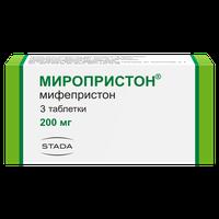МИРОПРИСТОН, таблетки