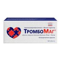 ТРОМБОМАГ, таблетки