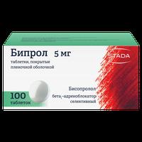 БИПРОЛ, таблетки