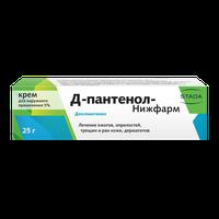 Д-ПАНТЕНОЛ, крем