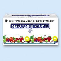 МАКСАМИН ФОРТЕ, таблетки