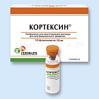 КОРТЕКСИН, лиофилизат