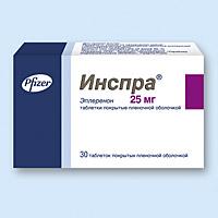 ИНСПРА, таблетки