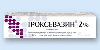 ТРОКСЕВАЗИН, гель