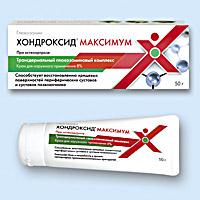 ХОНДРОКСИД МАКСИМУМ, крем