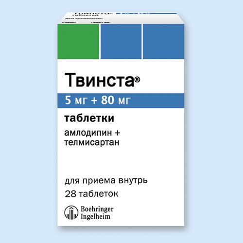ТВИНСТА, таблетки