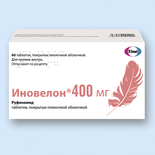 ИНОВЕЛОН, таблетки
