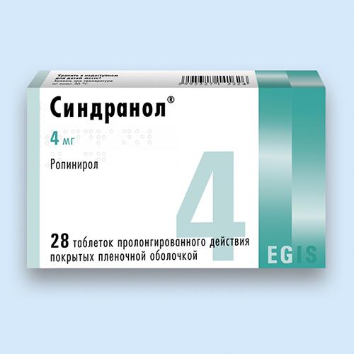 СИНДРАНОЛ, таблетки