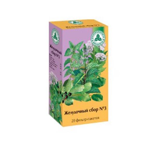 Травяные чай для желудка 147