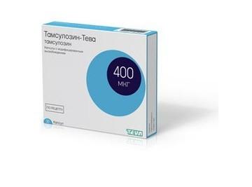 Инструкция тамсулозин
