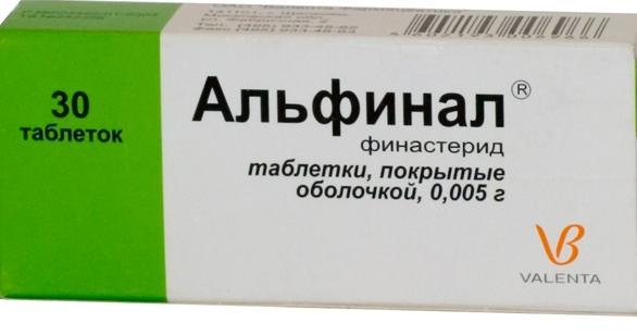 Финастерид и беременность