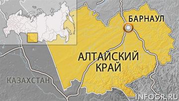 Барнаул на карте россии где находится