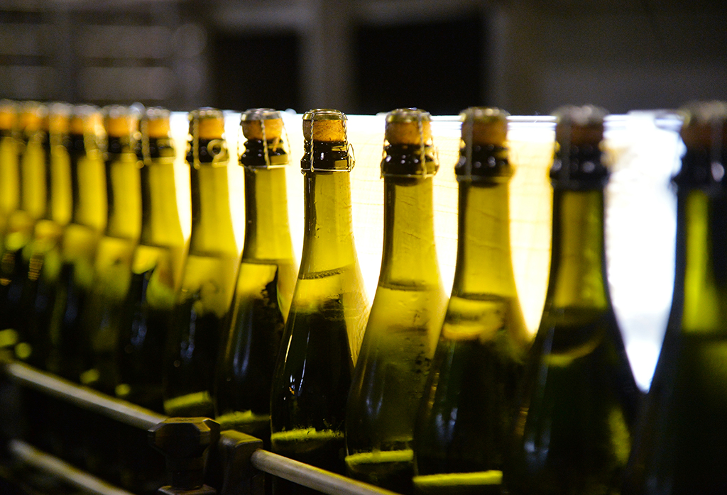 Натурпродукт, а не концентрат: Крым возродит былую славу «Советского шампанского»