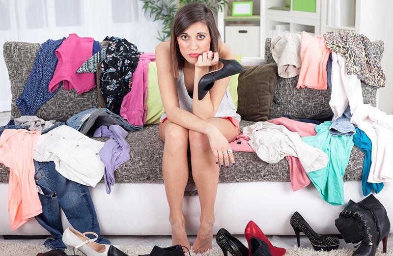 Специалисты: Женщины завсю жизнь меняют размер одежды 31 раз