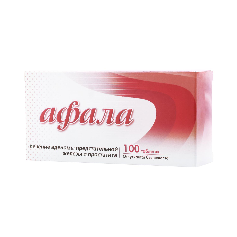 афала простатита